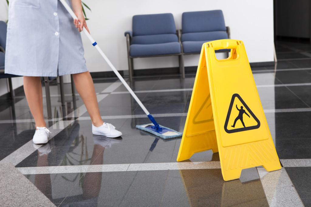 КИТ-cleaner. Уборка офисов